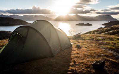 Camper partout dans le monde